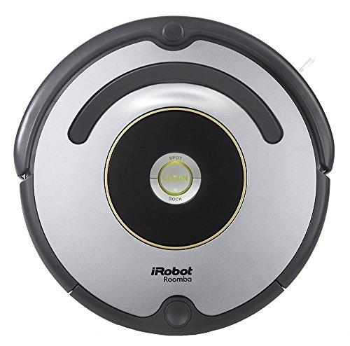 iRobot Roomba 615 - Robot aspirador, potente sistema de limpieza, aspira alfombras...