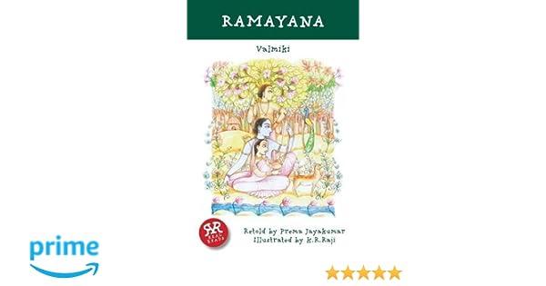 Ramayana (Real Reads): Amazon co uk: Krishna-Dwaipayana