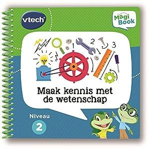 VTech MagiBook activiteitenboek - Maak kennis Met de wetenschap Niño/niña Juguete para el Aprendizaje - Juguetes para el Aprendizaje (193 mm, 60 mm, 206 mm, 150 g)