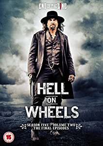 Hell On Wheels - Season 5: Volume 2 [DVD]