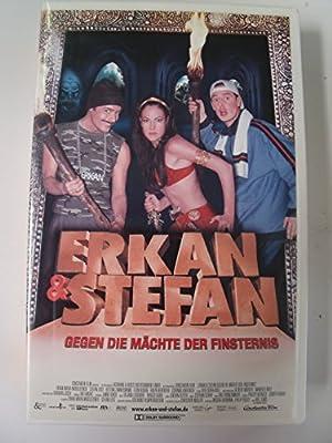 Erkan & Stefan gegen die Mächte der Finsternis [Verleihversion] [VHS]