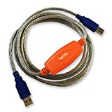 Laplink PCmover Professional 10 con SuperSpeed USB 3.0 Cable - 1 uso