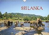 Sri Lanka (Wandkalender 2019 DIN A4 quer): Wunderbare Impressionen von der Insel im Indischen Ozean (Monatskalender, 14 Seiten ) (CALVENDO Orte) -