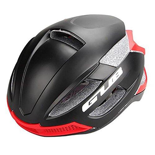 MIAO Fahrrad Helm-Outdoor Männlich Und Weiblich Integrierte Rennrad Radfahren Helme Sport Sicherheit Schutz Ausrüstung , B