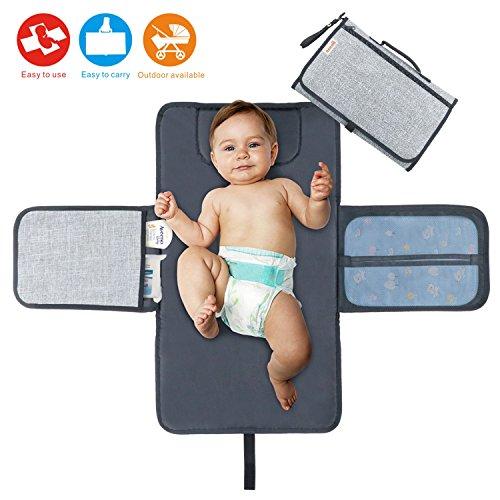 Cambiador impermeable para bebé Idefair HL03427-A