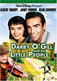 Best Buena Vista Home Video Dvds - Darby O'Gill & Little People [DVD] [Region 1] Review