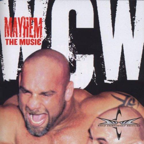 Wcw Mayhem the Music