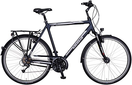 Kreidler Raise RT Plus 27-G Deore Trekking Bike 2017 (Blau, 28
