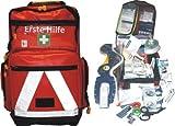 Erste Hilfe Notfallrucksack für Segelboot