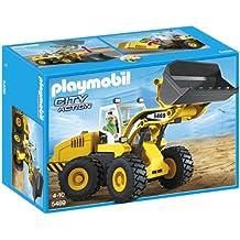 Playmobil Construcción - Cargadora frontal (5469)