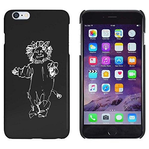 Schwarz 'Löwe Kostüm' Hülle für iPhone 6 Plus & 6s Plus (MC00146967)
