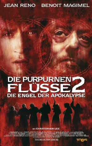 Bild von Die purpurnen Flüsse 2 - Die Engel der Apokalypse [VHS]