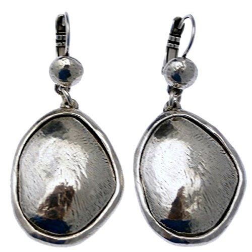 orecchini-in-metallo-argentato-thales-acciaio-colore-argento-cod-88982