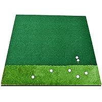 Jia He Tapetes de Golf Práctica de práctica de Golf en Interiores Práctica de Golf Putt 150 × 150cm @