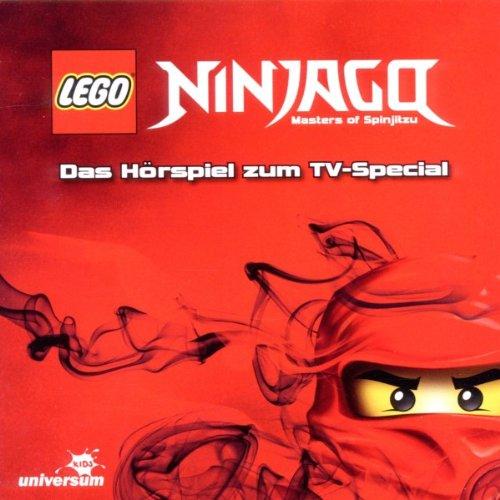 Lego Ninjago: Meister des Spinjitzu - Das Hörspiel zum TV-Special