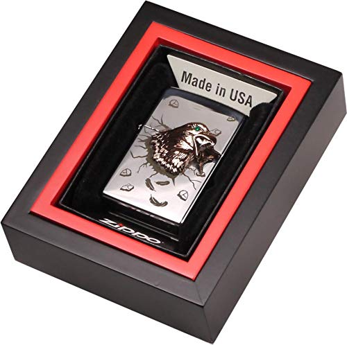 Zippo Limited Golden Eagle Adler Feuerzeug Lighter limitiert 1000 STK.