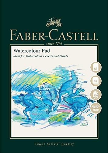 Bloc de dibujo Faber-Castell A4