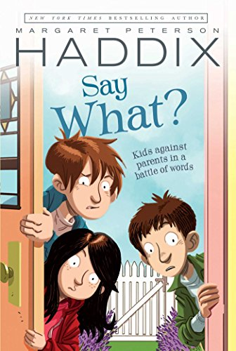 Say What? (Ready-For-Chapters) (English Edition)