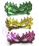 Ziggle Masks Birthday Mask Multi Colored...