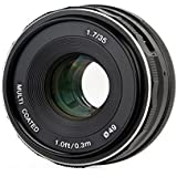 Meike Objectif 35mm f1.7pour Nikon 1, multicoated