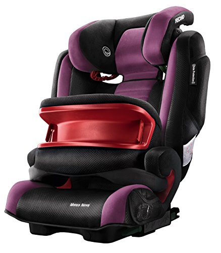 RECARO Monza Nova IS - Silla de coche, grupo 1, color violeta