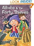 #8: ALIBABA & THE FORTY THIEVES (My Favourite Illustrated Classics)