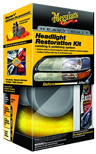 Meguiar`s ME G3000 Heavy Duty Headlight...