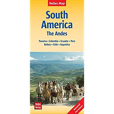 SOUTH AMERICA LES ANDES
