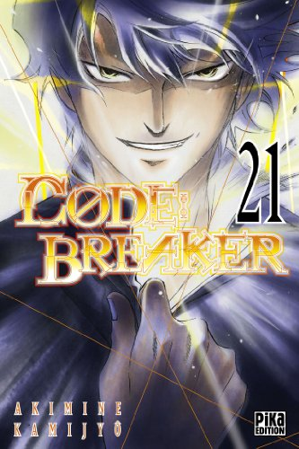 Code : Breaker Vol.21 par KAMIJÔ Akimine