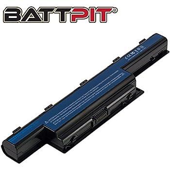 Battpit Batterie d'ordinateur Portable de Remplacement pour Acer AS10D31 (4400mah / 48wh)