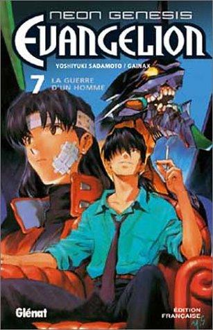 Evangelion - Neon genesis Vol.7 par SADAMOTO Yoshiyuki
