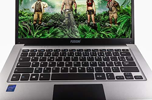14.1″ Vollständiger HD Windows 10 Laptop – 4GB RAM 32GB Speicher, Bild 2*