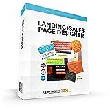 Landingpage Designer Plus. Mehr verkaufen durch professionelle Verkaufsseiten Grafiken. Platinum Edition inkl. INK Plus Grafikpaket mit mehr als10.000 Designelementen