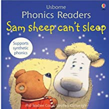 Sam Sheep Can't Sleep (Usborne Phonics Readers)