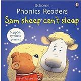 Sam Sheep Can't Sleep (Phonics Readers) (Usborne Phonics Readers) by Phil Roxbee Cox