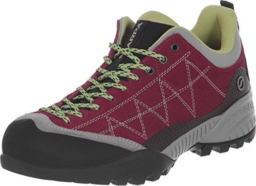 SCARPA Zen Pro Scarpa da Trekking Donna, Ciliegia, EU41