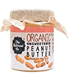#3: The Butternut Co. Unsweetened Organic Peanut Butter - 200 grams