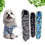 "UEETEK 3pcs Reusable Dog Diapers and Belly Bands for Small Male Boy Dog Puppy Size 11.8""*3.5""(L * W)"