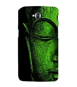 FUSON Buddha Statue Face Sleeping 3D Hard Polycarbonate Designer Back Case Cover for LG G Pro Lite :: LG Pro Lite D680 D682TR :: LG G Pro Lite Dual :: LG Pro Lite Dual D686