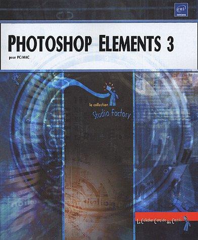 Photoshop Elements 3 pour PC/Mac
