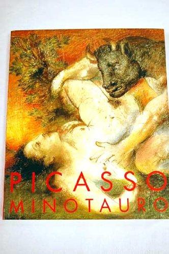 Picasso minotauro por Pablo Picasso