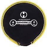 Hyperwear Sandbell Sandsack Training frei Gewicht 4Pfund