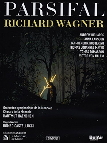 Richard Wagner- Parsifal [2 DVDs]