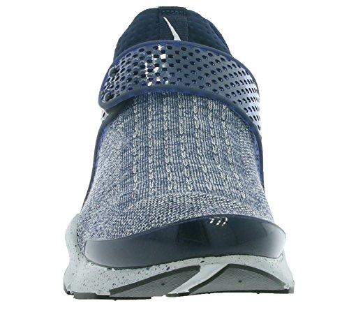 Nike 859553-400, Sneakers trail-running garçon Bleu