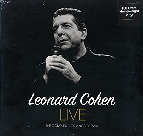 Live at the Complex, L.a. 1993 [Import anglais]
