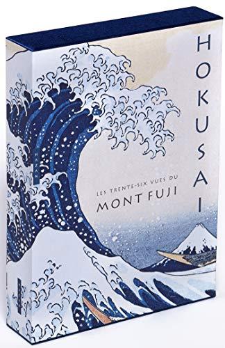 Hokusai Les trente-six vues du mont Fuji par Amélie Balcou