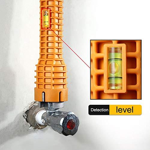 FDCL Home Bad Küchenspüle Becken Wasserhahn Installation Tool Level