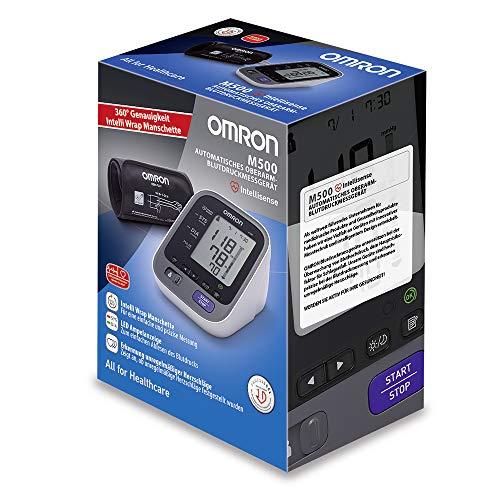 Omron M500 Oberarm-Blutdruckmessgerät - 3