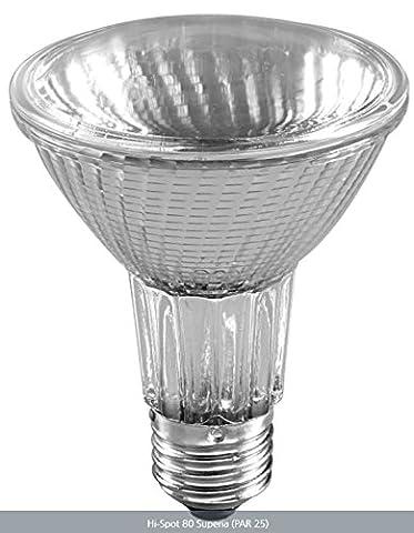 Sylvania Halogen Reflektor Spotlicht Lampe ES E27 PAR25 HiSpot 80