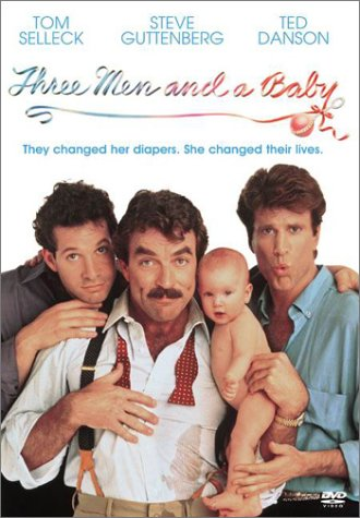 Three Men and a Baby [Import USA Zone